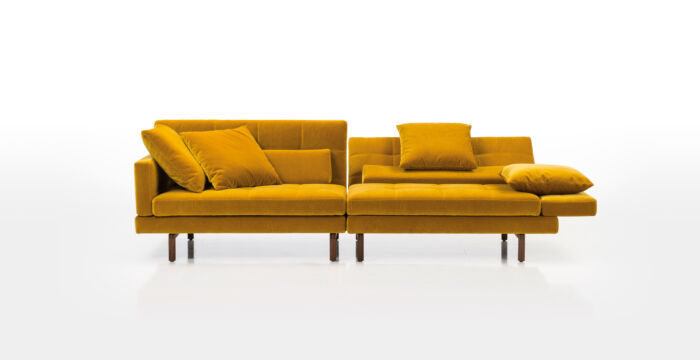 brühl Eckgruppen Funktionssofas Relax amber