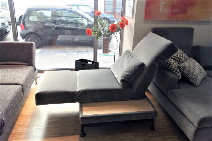 brühl Einsitzer Sessel Ablage Relax moule