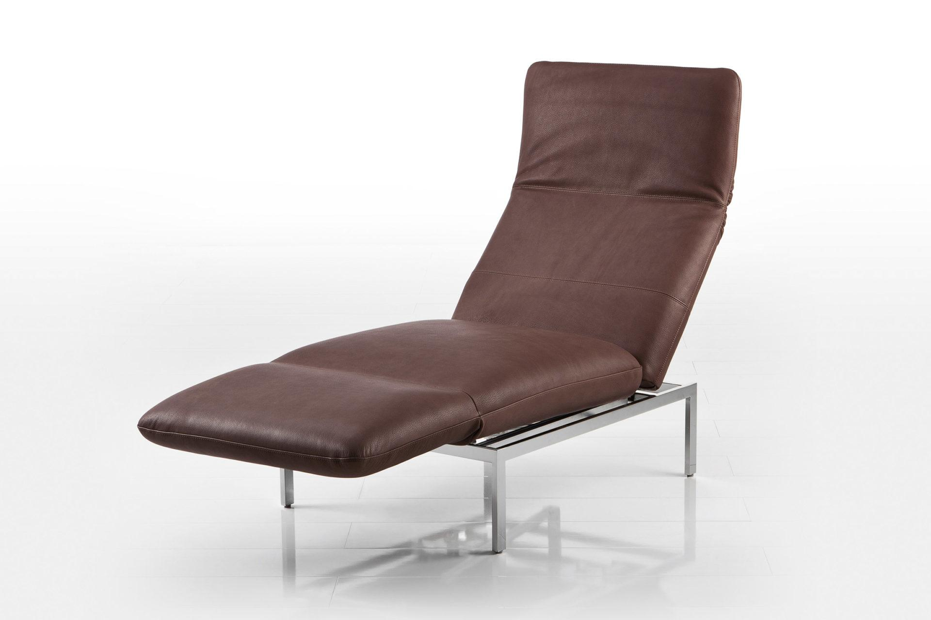 brühl Einsitzer Sessel Relax Fußstütze roro