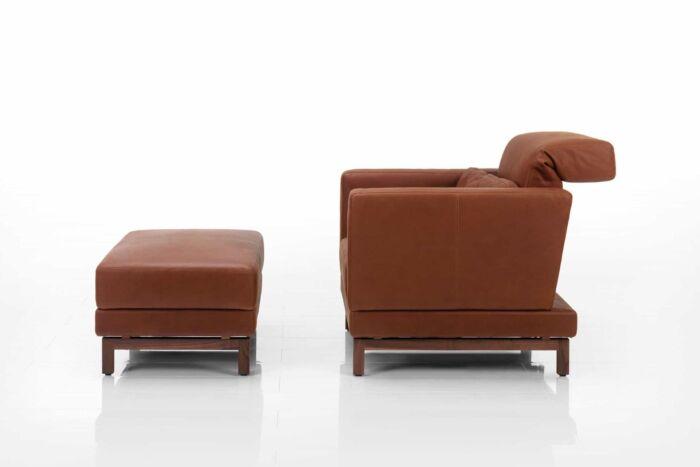 brühl Sessel Relax Hocker moule
