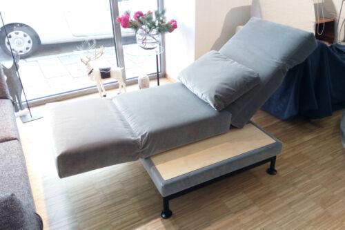 brühl moule Einsitzer Schlafen Relax Funktionssessel Schlafsessel