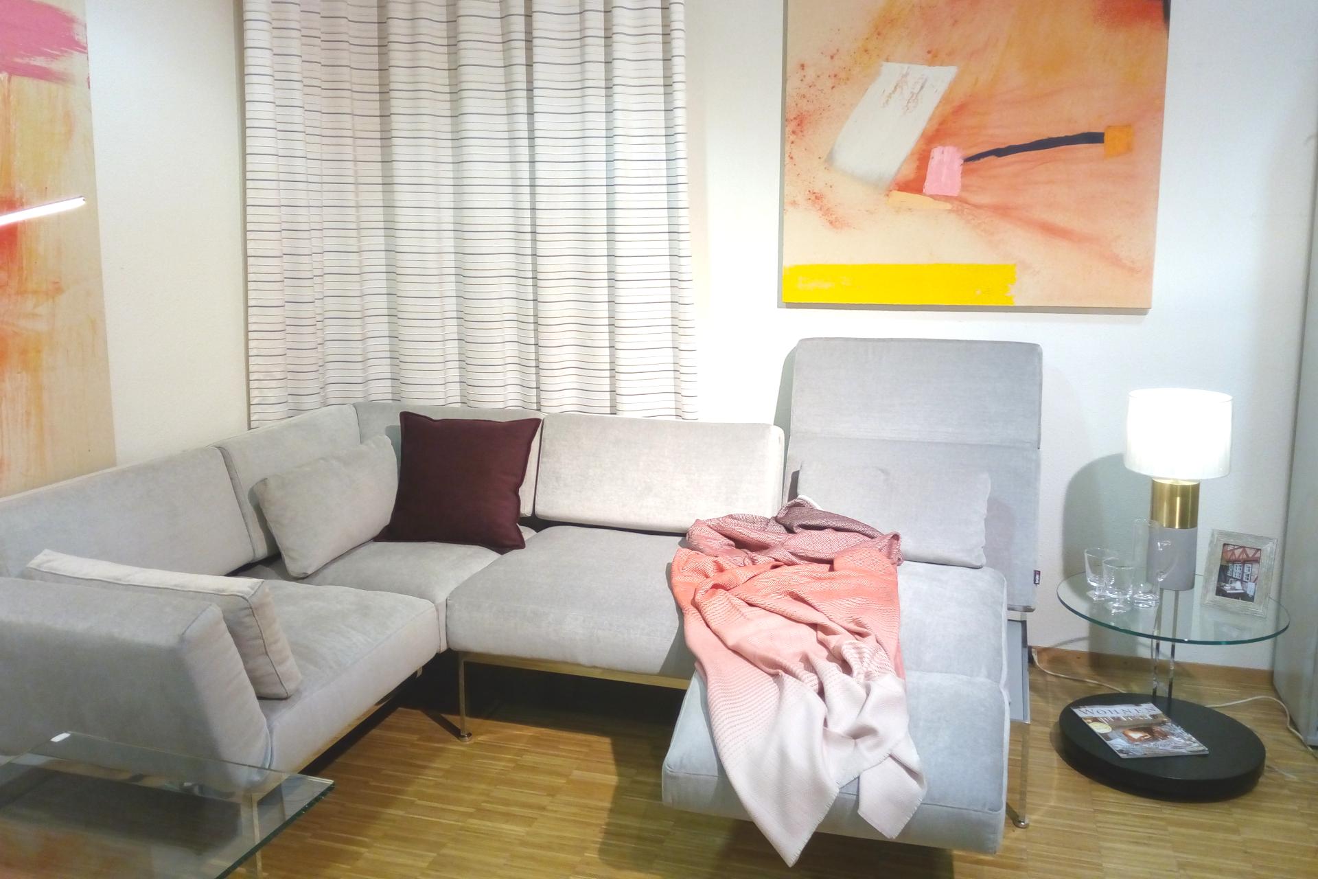SHAGs Funktionssofas Relax brühl roro soft Decken Kissen Dekoration Wohnzimmer Wohnen