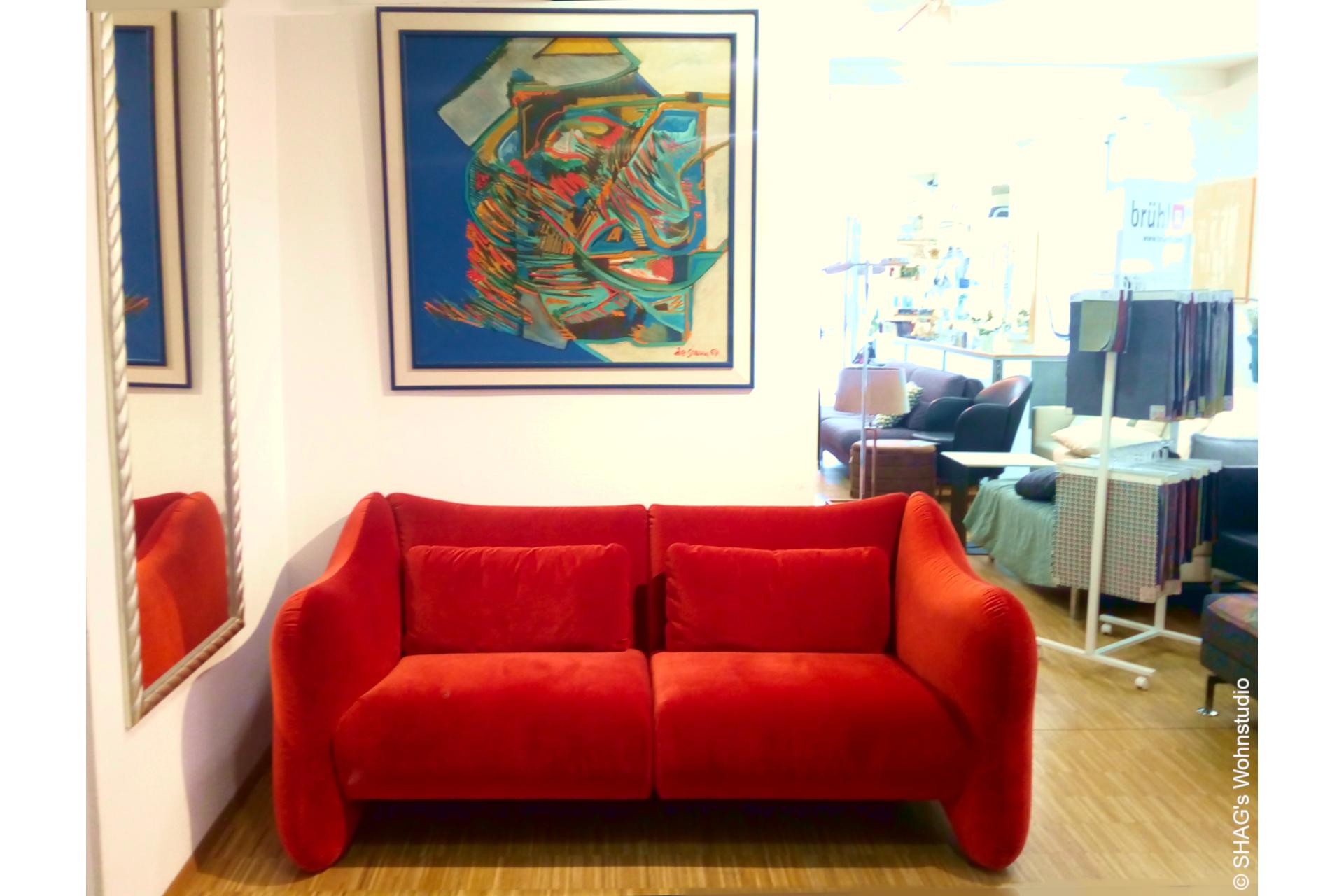 brühl bongo bay Ausstellungs-Sofas Funktionssofas Iconic Award Design Home Sitzkomfort