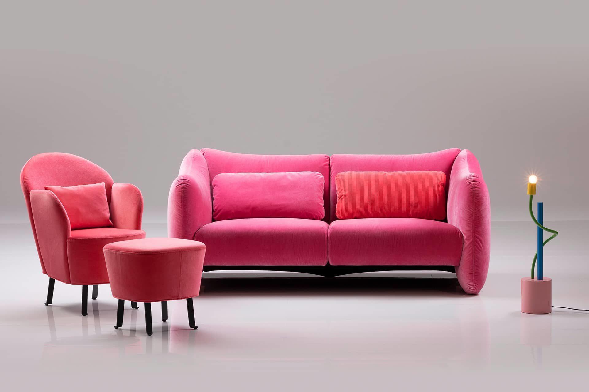brühl Funktionssofas Eckgruppen Sessel Relax bongo bay floret Design